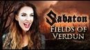 Fields of Verdun Sabaton Cover by Minniva featuring Quentin Cornet