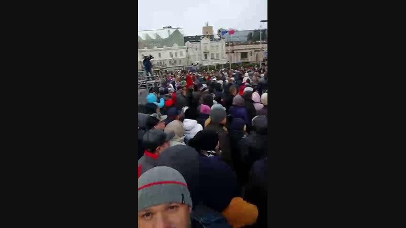 Владивосток День Народного единства