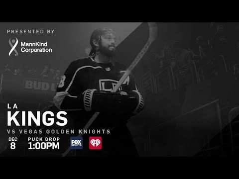 NHL 19 PS4. REGULAR SEASON 2018-2019 Vegas GOLDEN KNIGHTS VS Los Angeles KINGS. 12.08.2018. (NBCSN) !