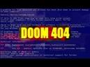 Аттракцион боли в Doom 404 с Hard Doom Уровни 1-20 секретные
