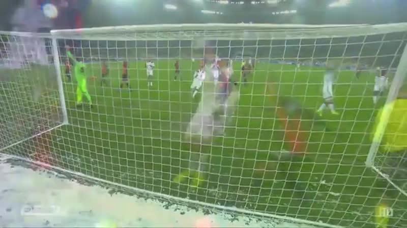 Лига Чемпионов Шахтер - Лион 1:1 обзор 12.12.2018 HD