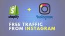 Bán hàng bằng cách sử dụng Instagram miễn phí
