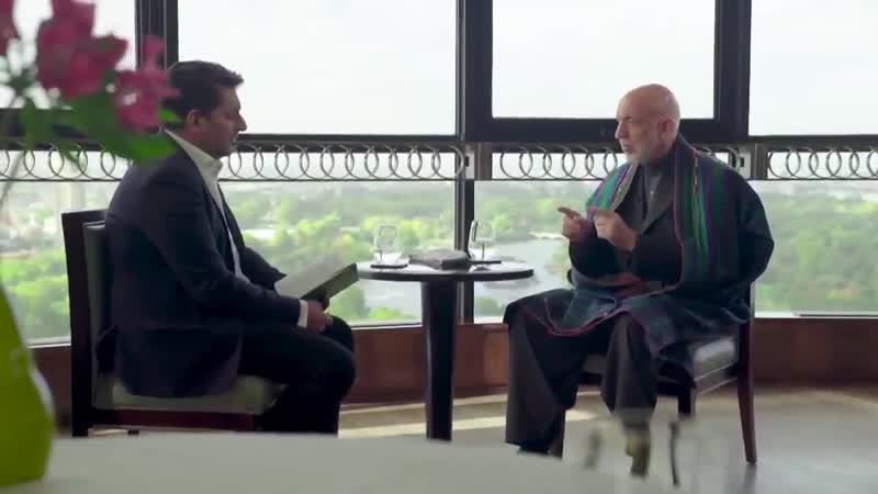 📌 Former Afghan President Hamid Karzai reveals ISIL in Afghanistan are protected by the US and