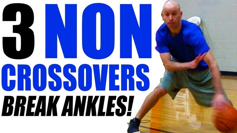 3 NON Crossover Moves To Break Ankles! Basketball Handles Tutorial