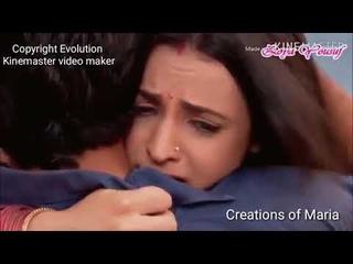 Arnav and Khushi vm baarish by Kinemaster