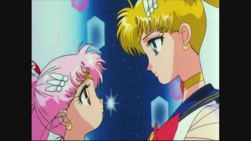 Sailor Moon SuperS The Movie - All Transformations, Intros and Attacks