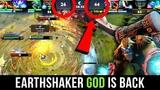 Earthshaker GOD is Back - GH Best ES Player Amazing Comeback - Dota 2 EPIC Gameplay