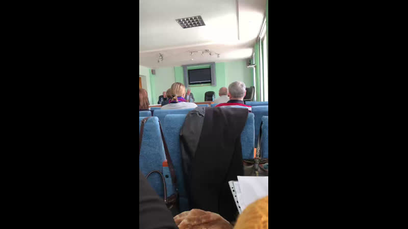 Встреча с жителями Южно-Чемского с главой Кировского района