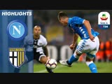 Napoli vs. Parma _ Convincing Win For Napoli _ Serie A