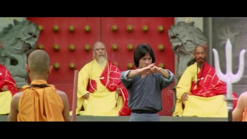 Астральное Кунг-Фу (Духовное Кунг-Фу) / Spiritual Kung Fu / 拳精 (1978)