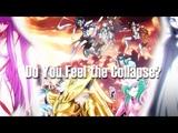 Do You Feel The Collapse - Saint Seiya Omega AMV