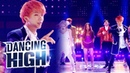 Hoya's Team The Greatest Show This is Me Dancing High Ep 5