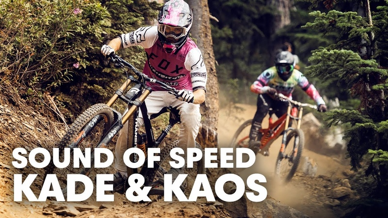 The ASMR of MTB | Sound of Speed w/Kade Edwards Kaos Seagrave