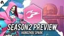 Hangzhou Spark | Превью команды 2-го сезона Лиги Overwatch