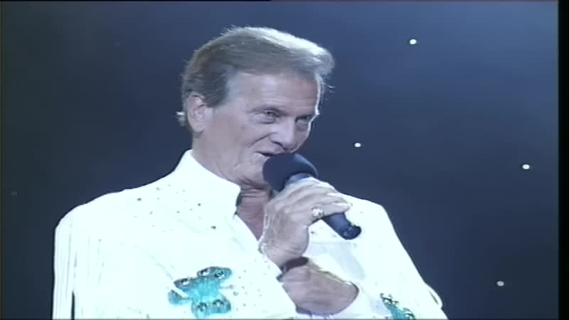 Pat Boone — Dont Forbid Me = The Top 20 Hits Of Pat Boone - Live From The INEC Killarney, Ireland
