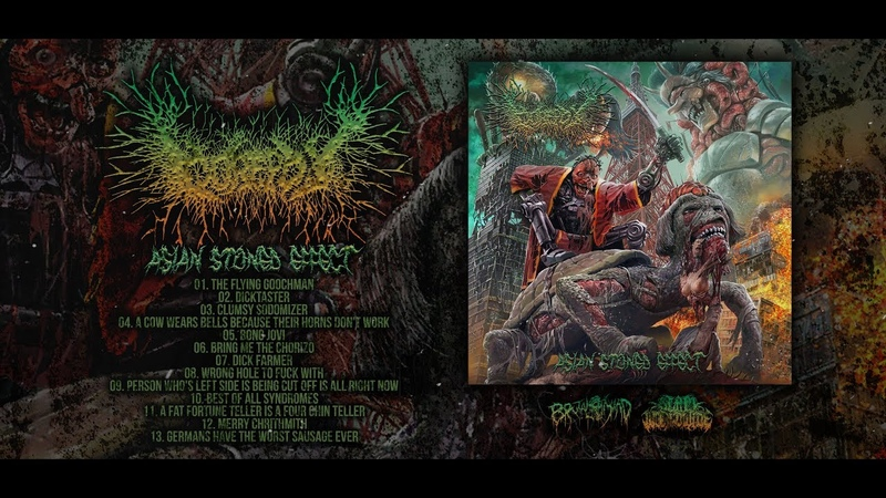 GOREPOT - ASIAN STONED EFFECT [OFFICIAL ALBUM STREAM] (2018) SW EXCLUSIVE