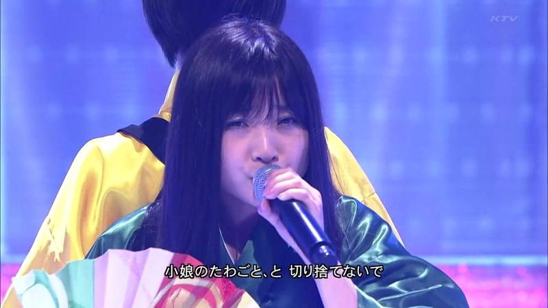 Momokurotei Ichimon - Nippon Egao Hyakkei MUSIC FAIR 2012 09 08 HD