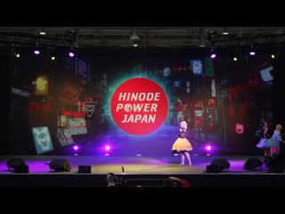 Lentrery fair - briar rose - sinoalice - hinode power japan 2019
