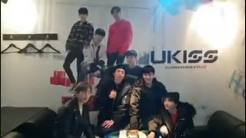 U-KISS - 【U-KISS × ROUND 1 Karaoke Collaboration 】 Message (23.12.18)