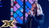 Giovanni Spano Sings ...Baby One More Time Live Shows Week 2 The X Factor UK 2018