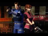 Resident Evil 2 - Прохождение за Леона #2