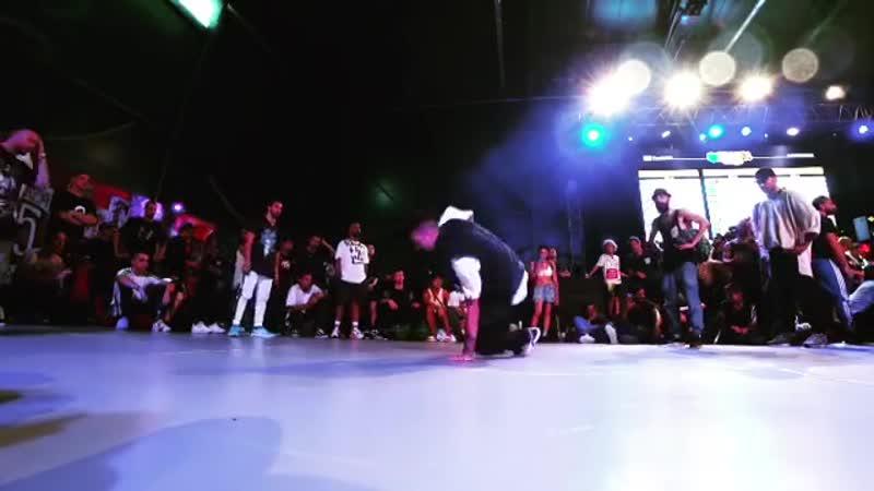Kido breakdance Outbreak Europe