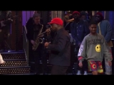 Kanye West - Ghost Town feat. 070 Shake, John Legend &amp Kid Cudi (SNL)