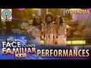 Your Face Sounds Familiar Kids 2018 TNT Boys as Bee Gees Too Much Heaven