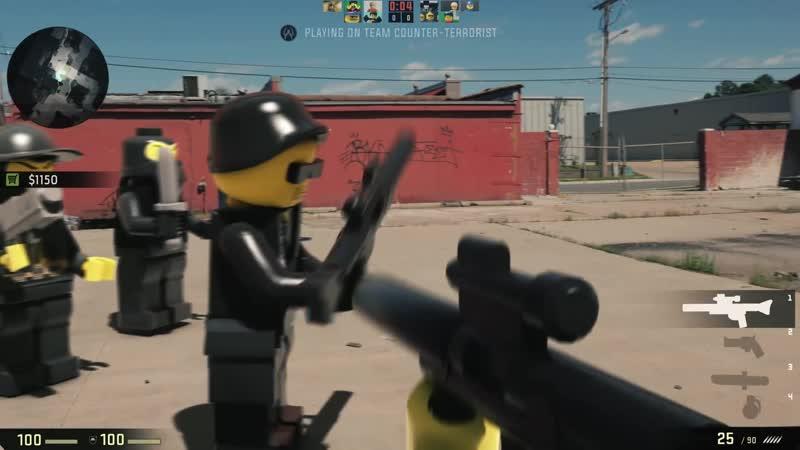 LEGO шутер