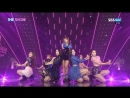 180918 SBS funE The Show.Oh My Girl - Remember Me
