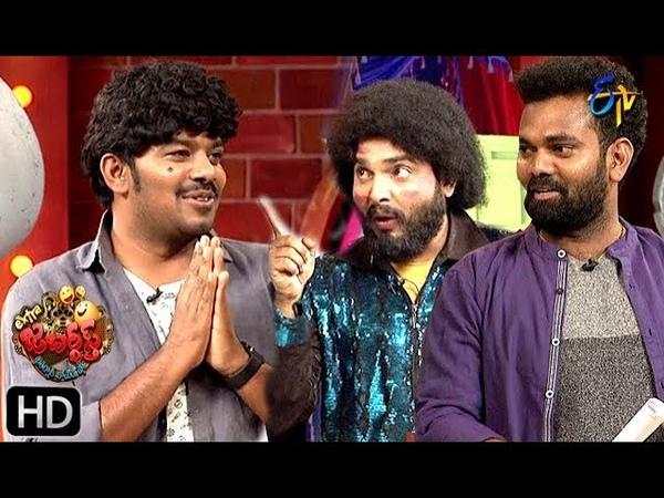 Sudigaali Sudheer Performance Extra Jabardasth 24th May 2019 ETV Telugu