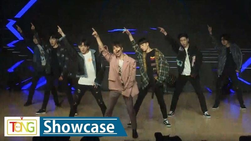 Jang Dong Woo(장동우), 'Party Girl'(파티 걸) Showcase Stage (Bye) [통통TV]