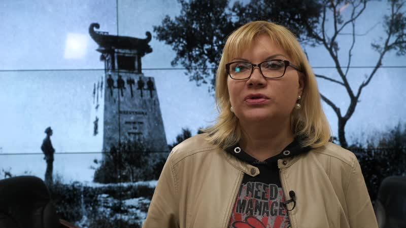 Разбрасываться меценатами в Севастополе недопустимо - член ОП России Наталья Кирюхина