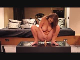 Webcam girls solo [amateur big tits dildo ride toys большая грудь скачет любительское порно]