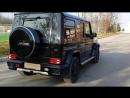BRABUS G63 V12 BLACK
