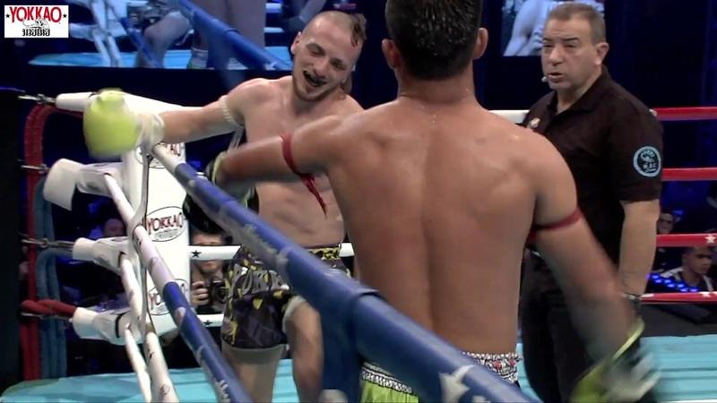 YOKKAO 35: Yodchai YOKKAOSaenchaiGym vs Jonathan Astarita | WBC Intercontinental Lightweight Title