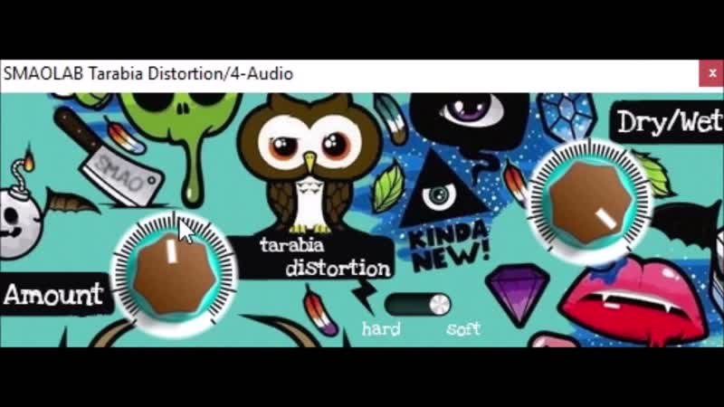Tarabia Distortion by SMAOLAB