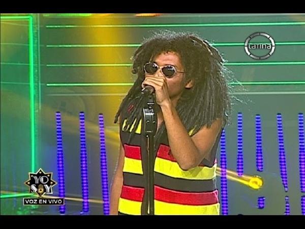 Yo Soy: Bob Marley interpreta la favorita de los fanáticos No Woman No Cry
