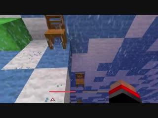 [LaGGeR] MineCraft - Мистил лучший летун! И мы помирились с Картер! [Прохождение карты]