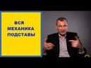 РОМАН ВАСИЛИШИН.: ВСЯ МЕХАНИКА ПОДСТАВЫ