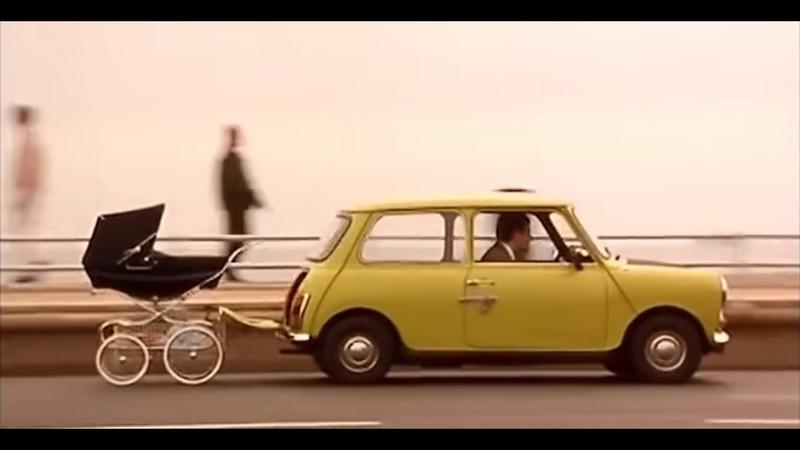 Phim Hài Mister Bin - Hello Baby - Đố Bạn Không Cười