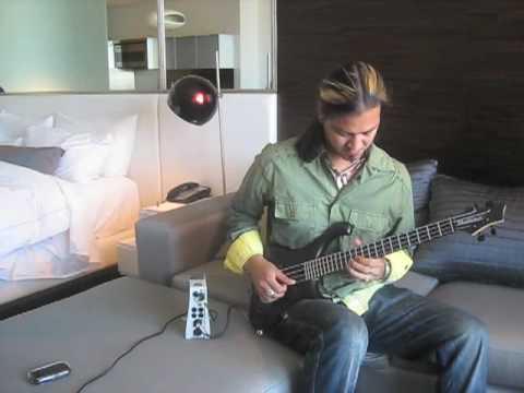Uriah Duffy plays the Marleaux Sopron Piccolo Bass