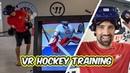 Virtual Reality Hockey?