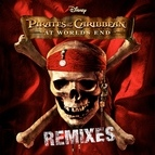 Hans Zimmer альбом Pirates of the Caribbean: At World's End Remixes