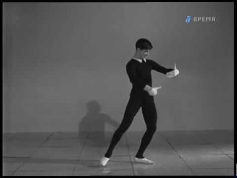 Выступление Бориса Амарантова в телепередаче «Голубой огонек - Новогодняя ярмарка», 1964 год