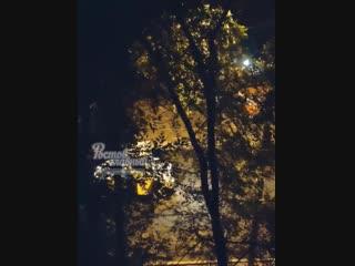 Шум от укладки асфальта на 40 лет Победы 20.10.2018 Ростов-на-Дону Главный