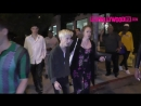 Troye Sivan Takes Selfies With Fans While Leaving Dinner At Craigs Restaurant In West Hollywood