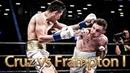 Leo Santa Cruz vs Carl Frampton I (Highlights)