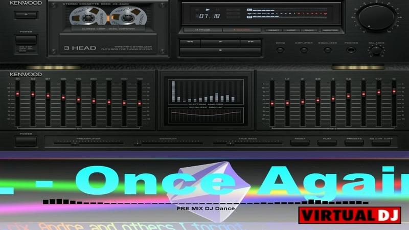 FRE MIX DJ Dance by skin KENWOOD KX 4520 Virtual 8 pro SOUND