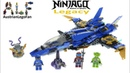Lego Ninjago Legacy 70668 Jay´s Storm Fighter Lego 70668 Speed Build